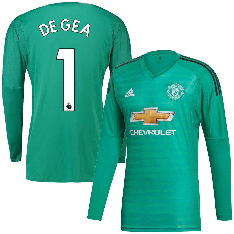 best authentic 09bb7 fe46c Manchester United Keepersshirt 2018-2019 + De Gea 1   DT6015 ...